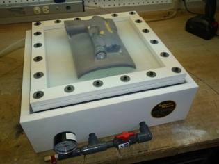 Commercial Kydex Vacuum Press